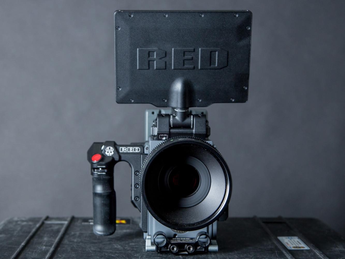 Hyra Red Kamera