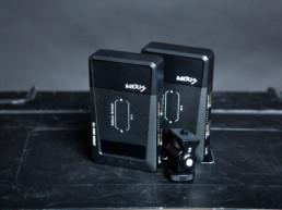 Hyra trådlöst sändarsystem Vaxis Atom 500