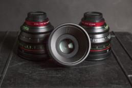 Canon CN-E Kit